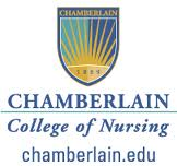 Chamberlain College of Nursing square logo