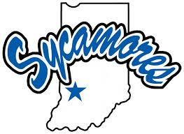 Indiana State University square logo