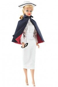 4. Registered Nurse Barbie Reproduction (2009)