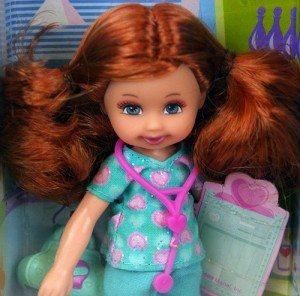 5. Kelly Nurse Doll (2008)