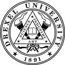 Drexel University round logo