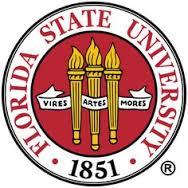 Florida State University round logo