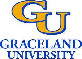 Graceland University square logo