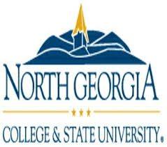 North Georgia College and State University square logo