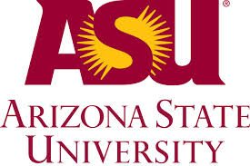 Arizona State University square logo