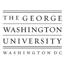 George Washington University square logo
