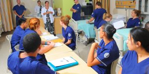modern nursing classes