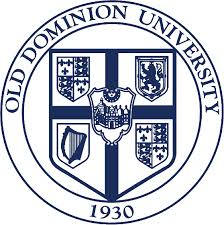 Old Dominion University round logo