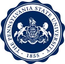 Pennsylvania State University round logo