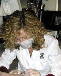 ostomy nurse