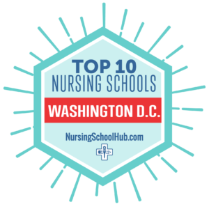 Top 10 Nursing Schools Washington DC